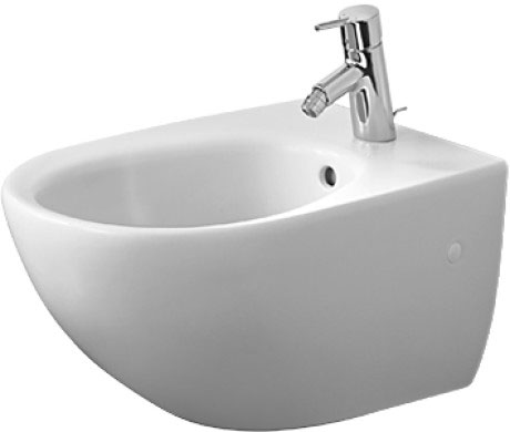 Architec duravit for Architec bidet sospeso