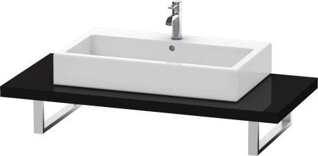 Vero consolle per bacinella da appoggio o lavabo da for Consolle per lavabo da appoggio