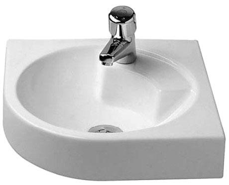 Architec lavabo d angolo duravit