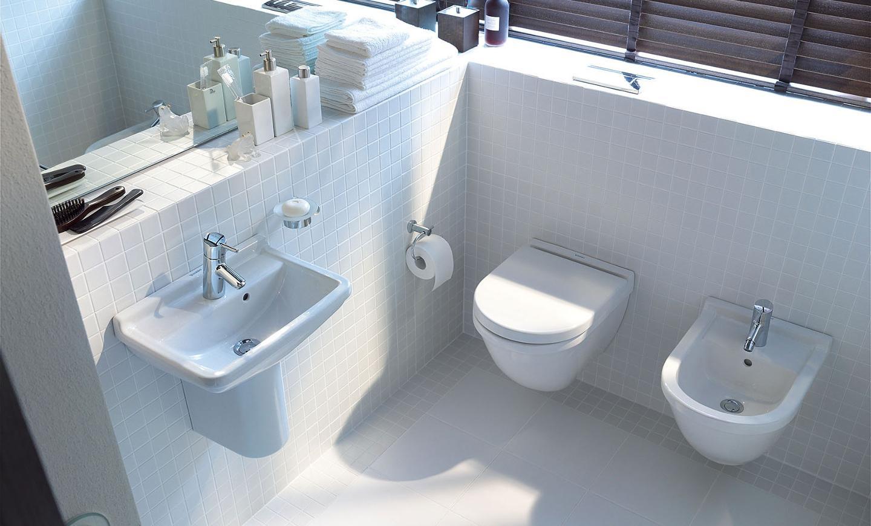 Vasche Da Bagno Angolari Dimensioni Minime : Il bagno per gli ospiti duravit
