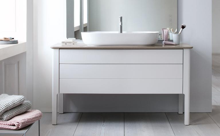 duravit luv: badmöbel, wcs und mehr im dänischen design | duravit - Arredo Bagno Duravit