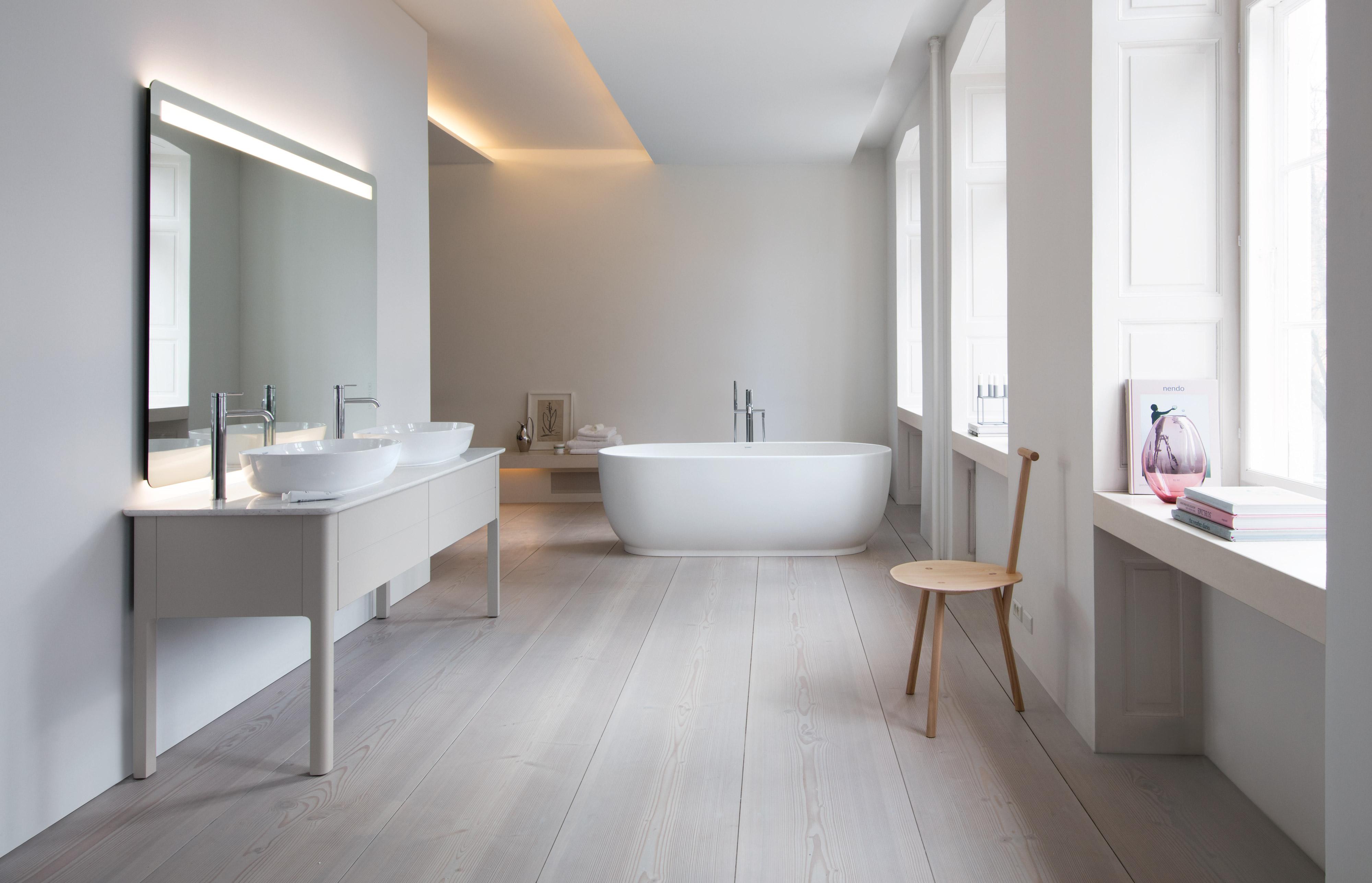 Vasche Da Bagno Duravit Prezzi : Duravit luv badmöbel wcs und mehr im dänischen design duravit