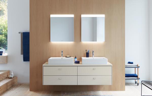 Mobili e ceramica per il bagno di design per la vostra casa duravit