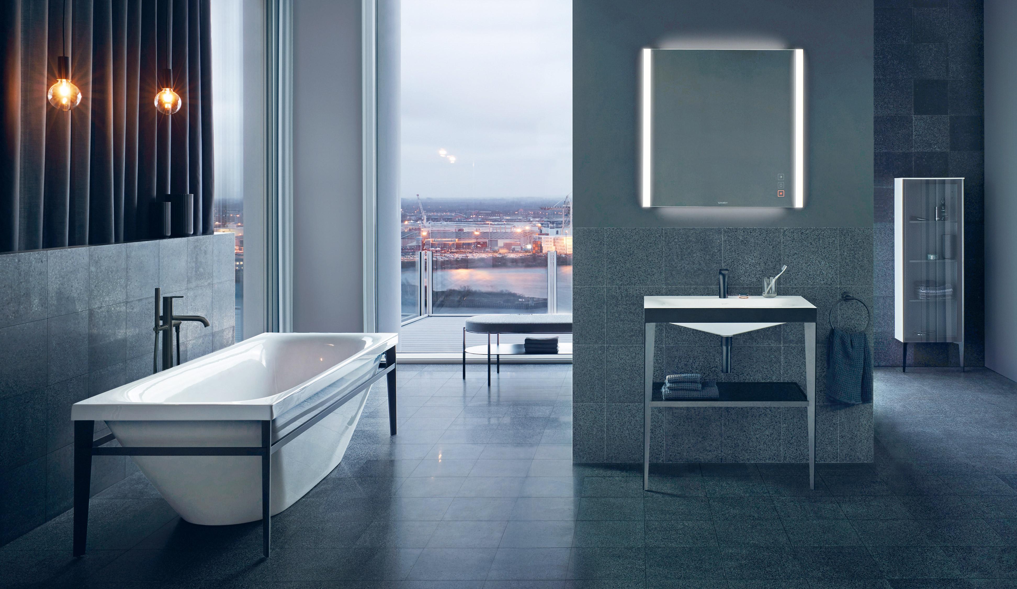 Vasche Da Bagno Duravit Prezzi : Design badmöbel badkeramik für ihr zuhause duravit