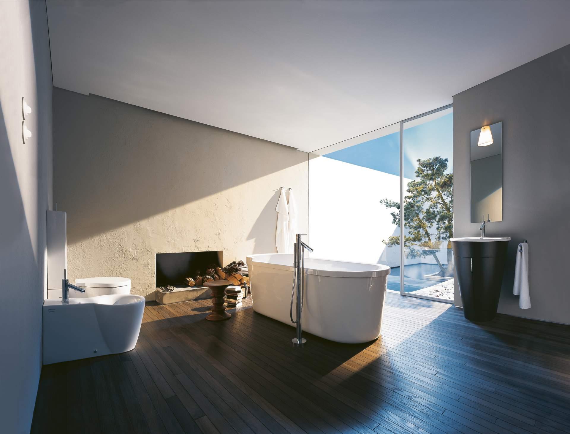 Bagni Da Sogno Piccoli : Gli esperti del bagno definiscono i bagni dei sogni duravit