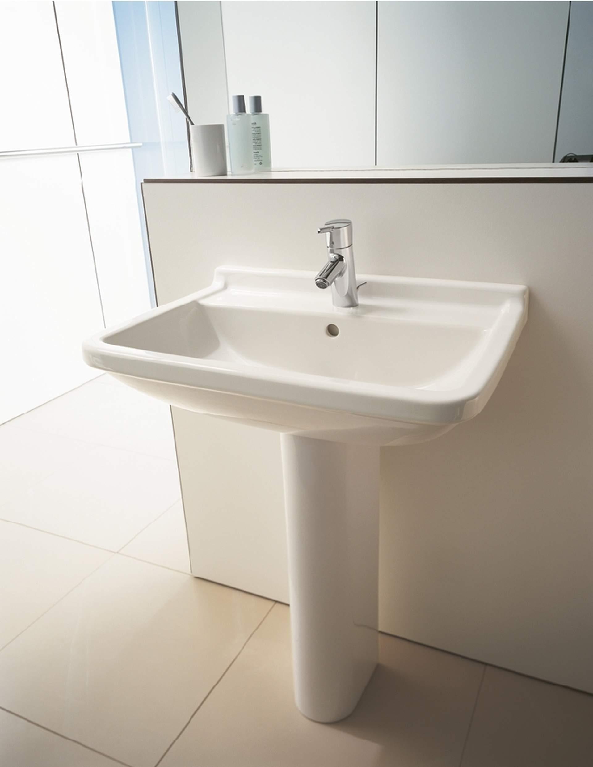 starck 3 lavabo 030065 duravit. Black Bedroom Furniture Sets. Home Design Ideas