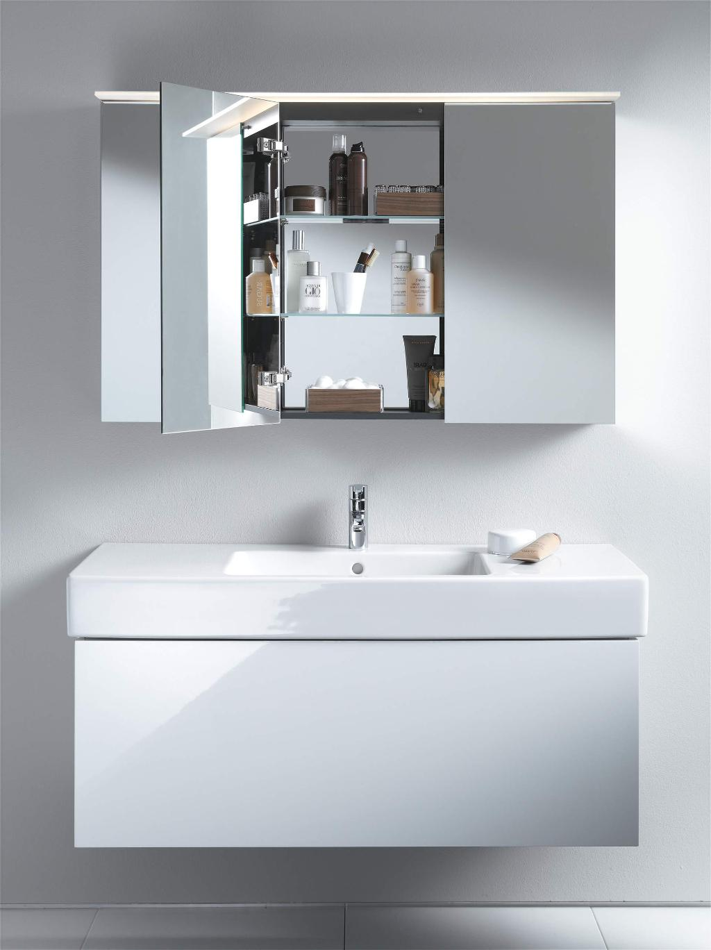 Specchi e armadietti a specchio | Duravit