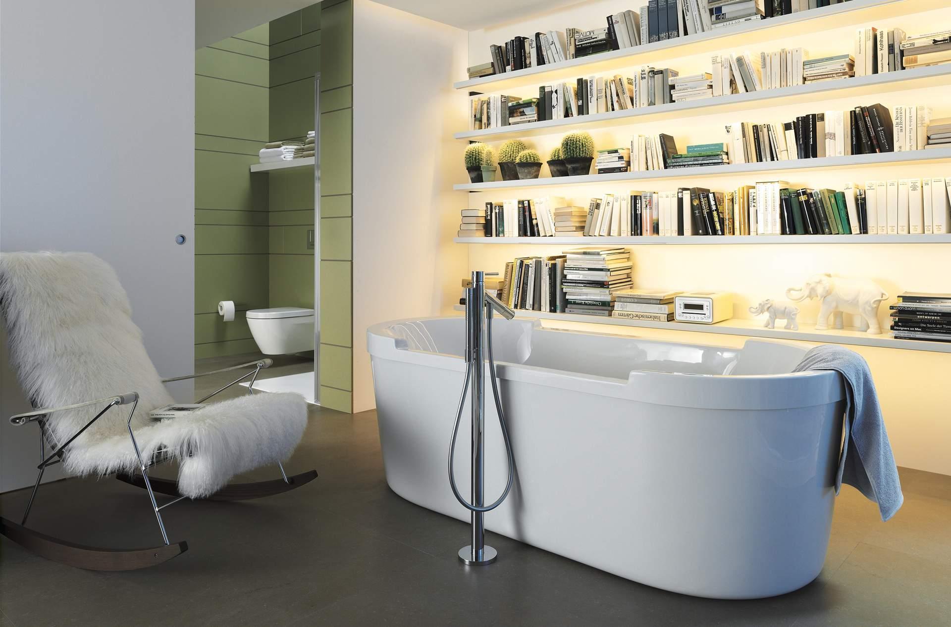 Vasche Da Bagno Incasso Duravit : Starck vasche e piatti doccia duravit