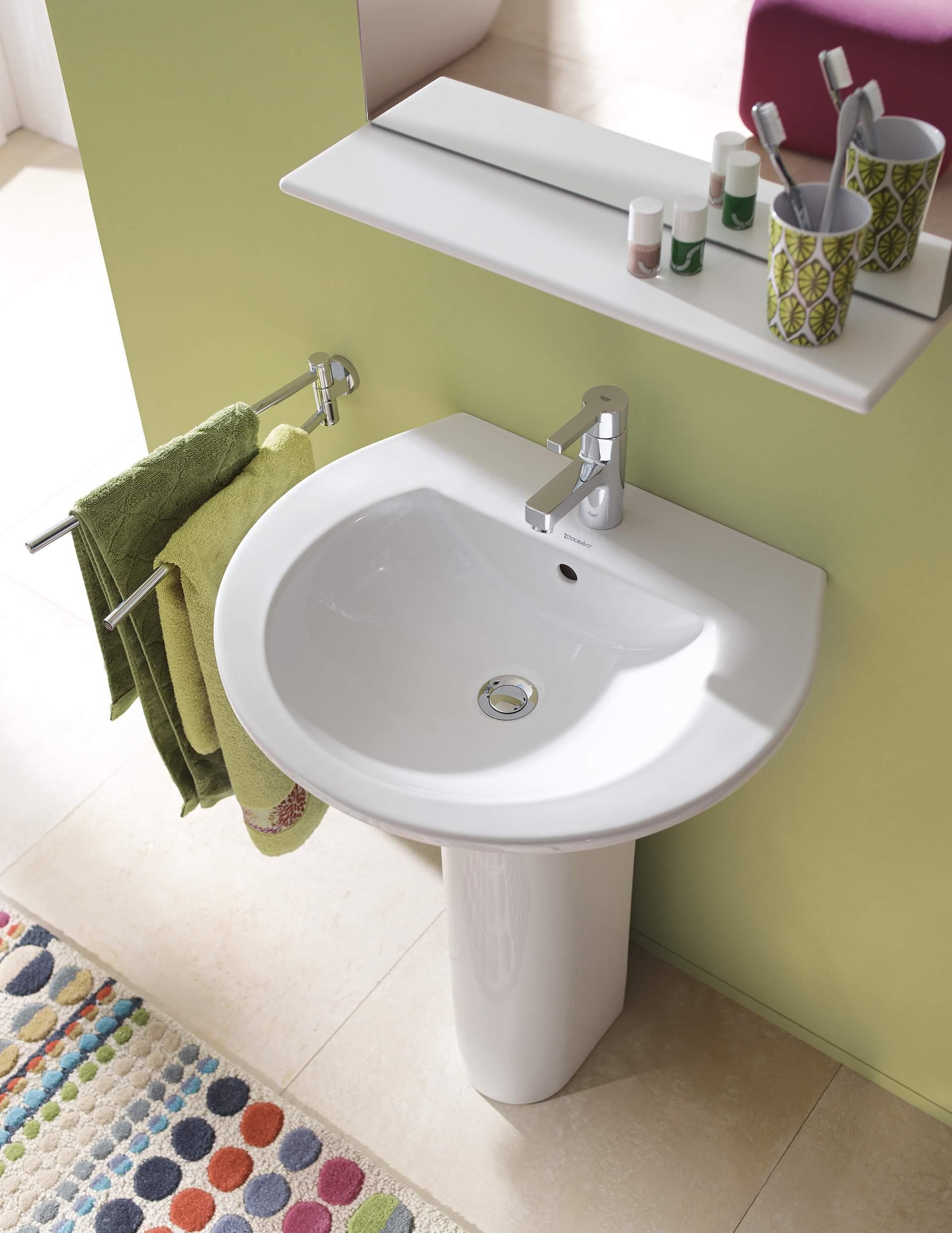 darling new lavabo 262160 duravit. Black Bedroom Furniture Sets. Home Design Ideas